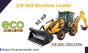 JCB 4DX Price & Specifications 2021 | JCB 4DX
