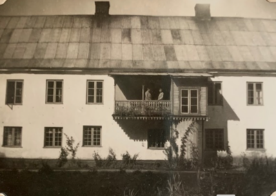 Espinge, Södersidan 1929