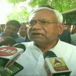 BiharElectionUpdate : मुख्यमंत्री नितीश कुमार यांच्याकडून प्रचारात आरक्षणाचा मुद्दा