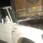 Chandrapur Accident : देवदर्शनावरून परतणाऱ्या स्कॉर्पिओला भीषण अपघात , ६ जागीच ठार तर ६ जखमी