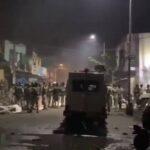 IndiaNewsUpdate : कर्नाटकच्या बंगळुरूमध्ये धार्मिक दंगल , २ ठार ६० जखमी