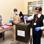 AurangabadNewsUpdate : मराठवाडा पदवीधर निवडणुक Live : ताजी बातमी : मराठवाडा  : ३७.०८ टक्के मतदान