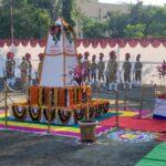 AurangabadNewsUpdate : पोलीस स्मृती दिनानिमित्त शाहिदाना अभिवादन , चित्त थरारक प्रत्यक्षिकाने उपस्थितांची मने जिंकली…