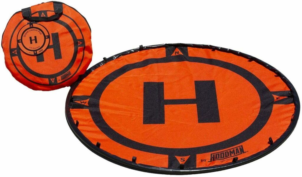 The premium hoodman landing pad