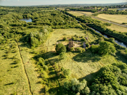 Old Park Farm - Wakefield.