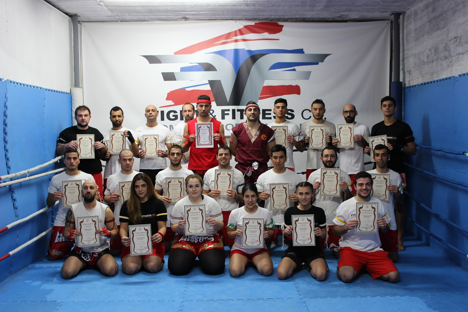 Muay Thai   Kickboxing   Cross Training