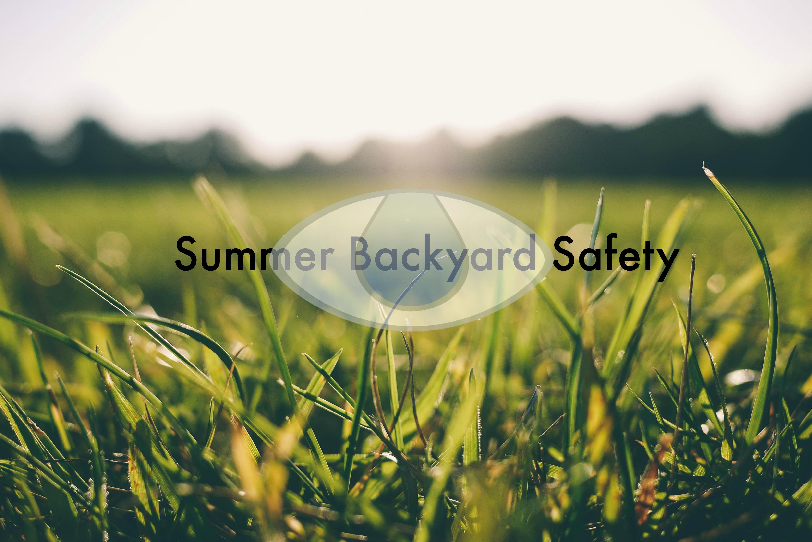 Yard Safety
