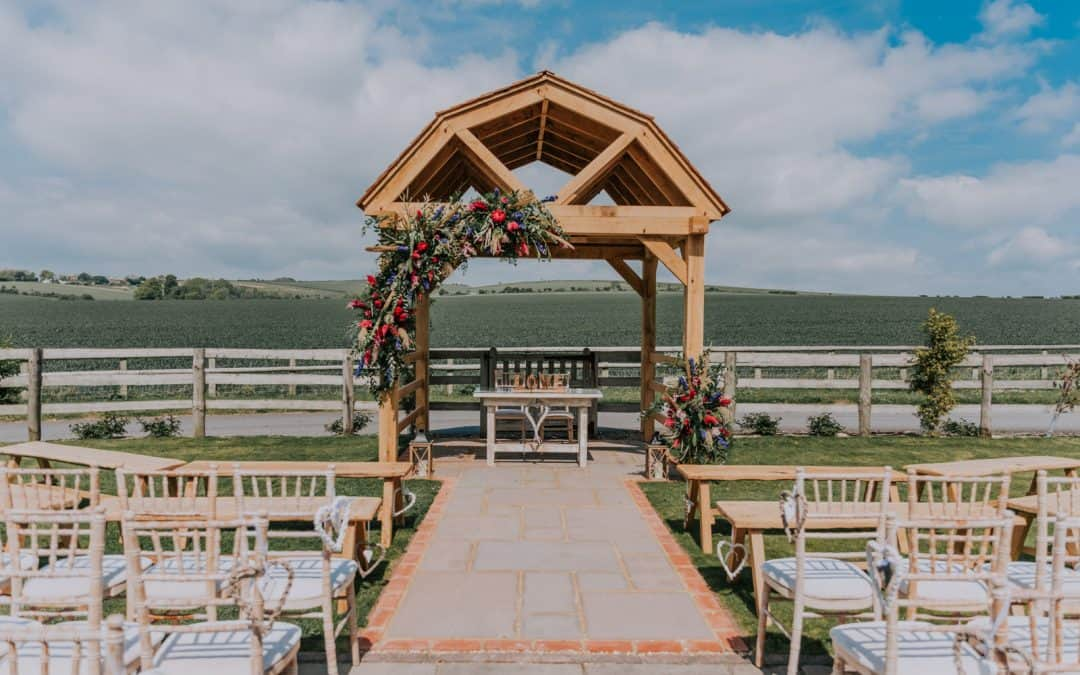 Quirky Country Wedding