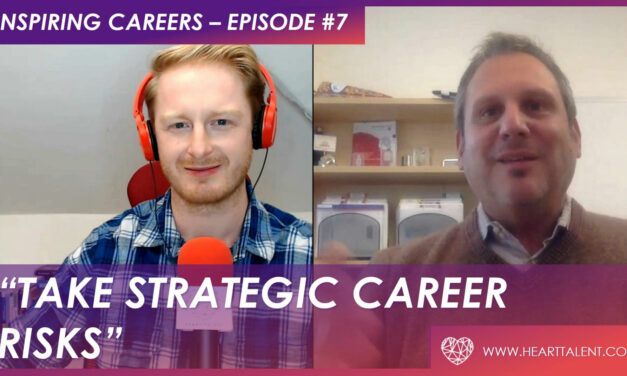 Taking Strategic Career Risks and Mentorship