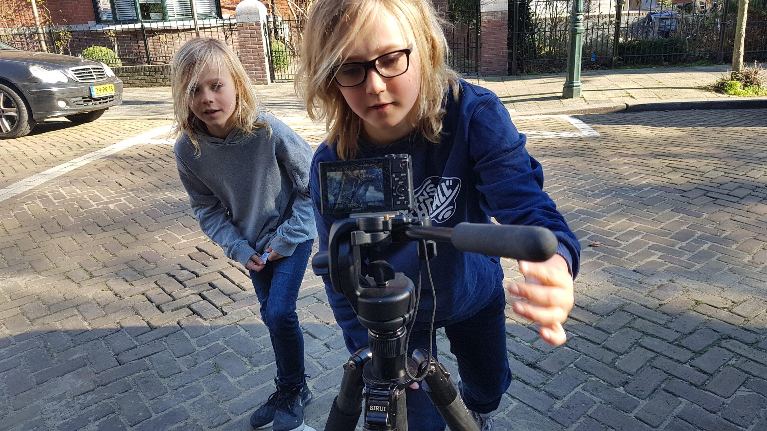 workshop vloggen