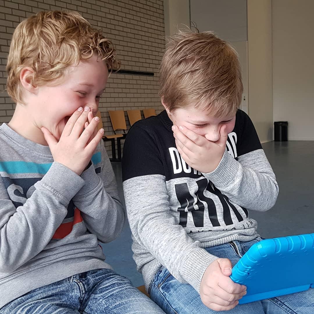 workshop editen voor kinderen