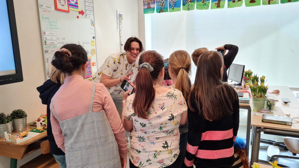 workshop met influencer