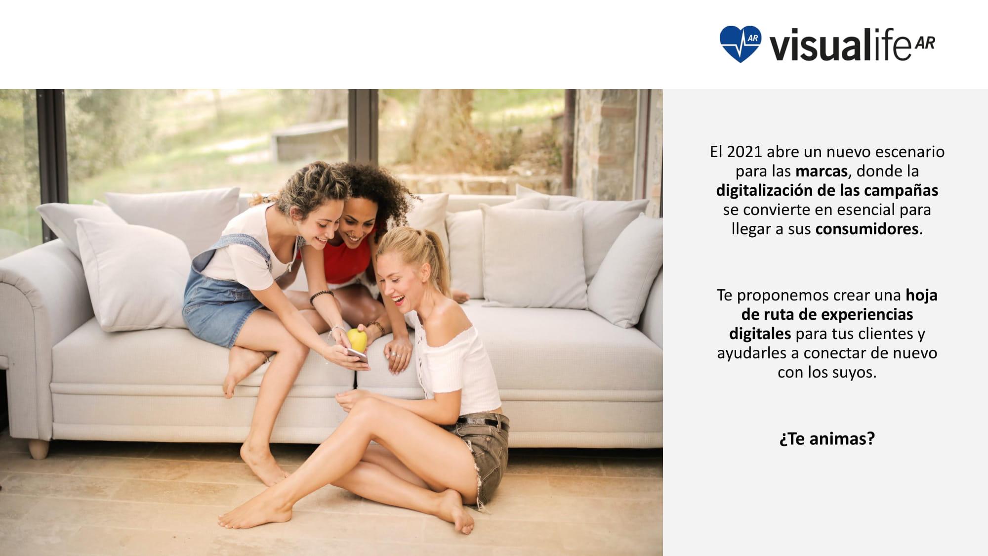 campañas realidad aumentada agencias