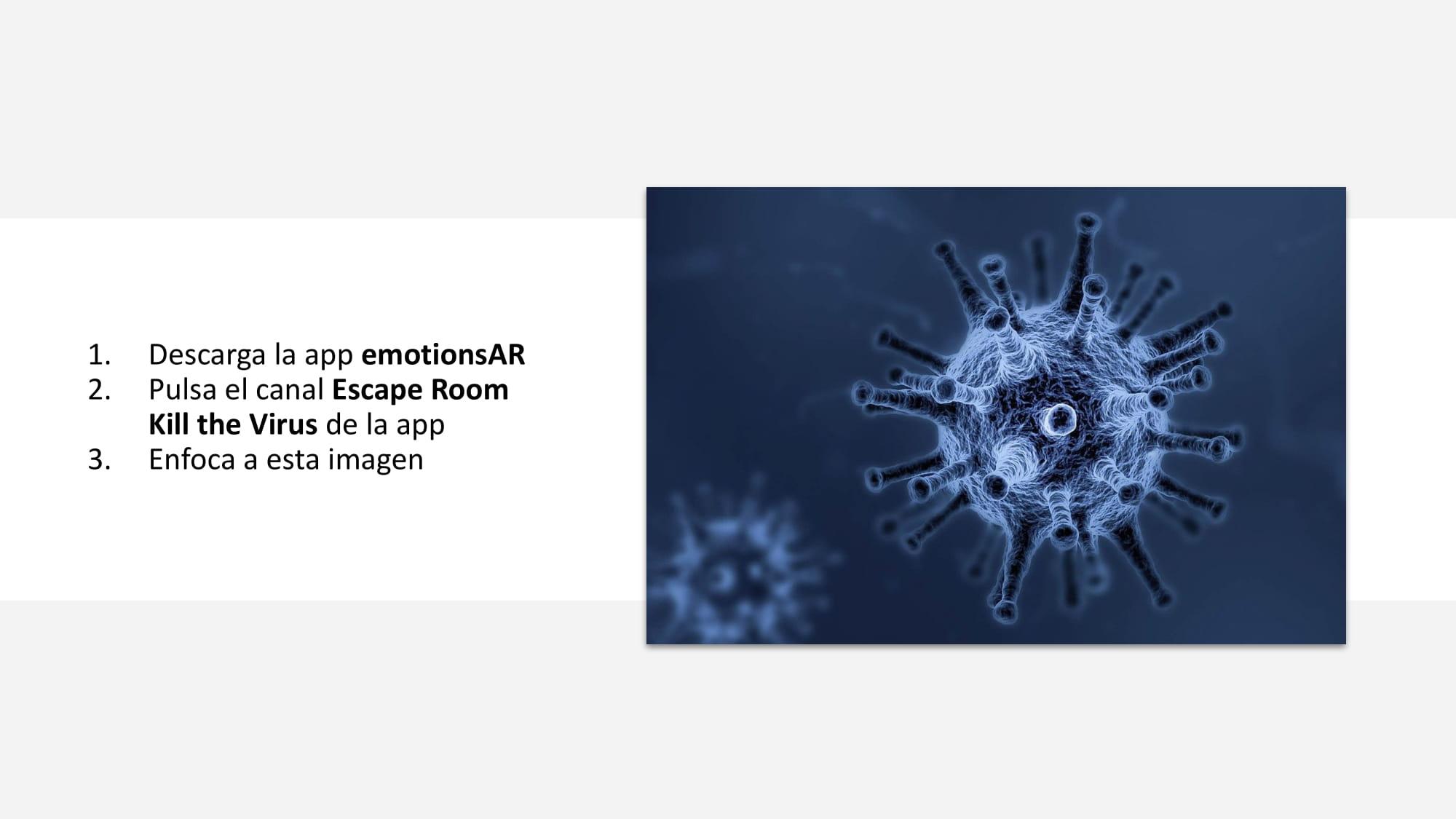 Escape Room virtual realidad aumentada