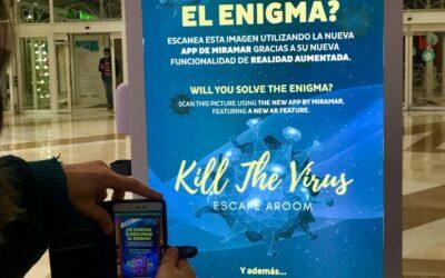 ESCAPE ROOM Kill the Virus – C.C. Miramar