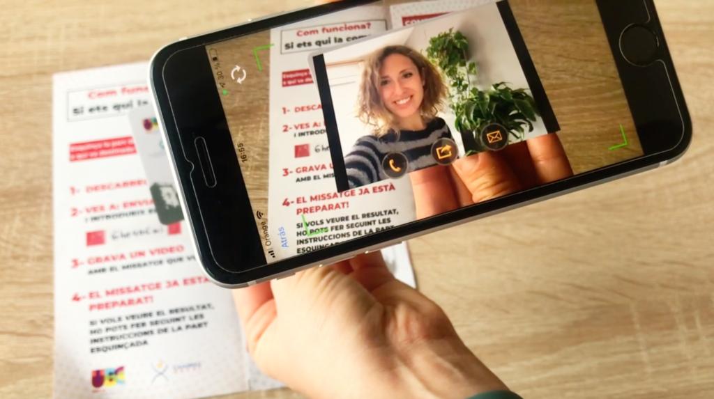 customer engagement realidad aumentada