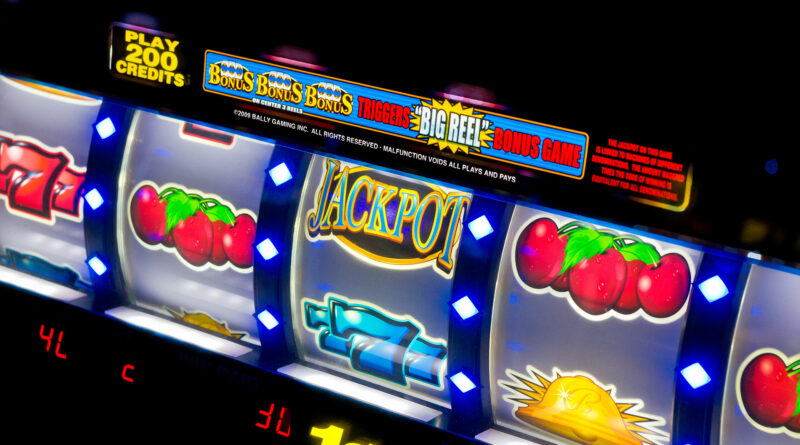 Slot machine Casino Online