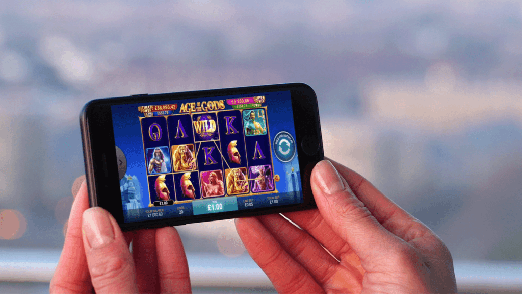 casino mobile smartphone