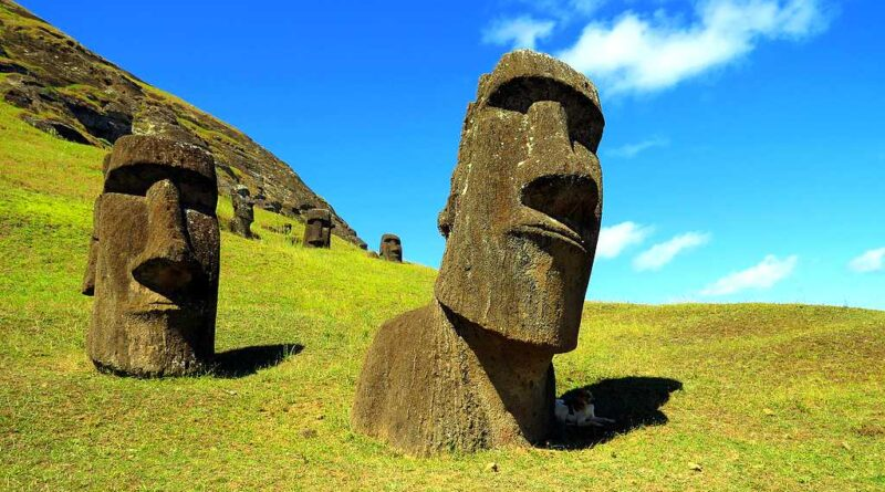 recensione Easter Island Slot Machine