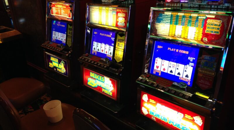 Video Poker Gratis senza soldi