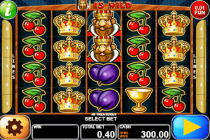 simboli 40 treasures slot machine