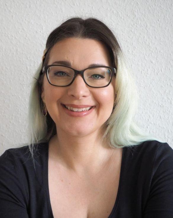 Hi! Ich bin Dr. Claudia Langosch