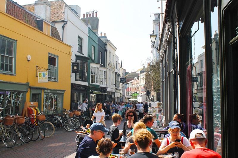Hastings Old Town - George Street