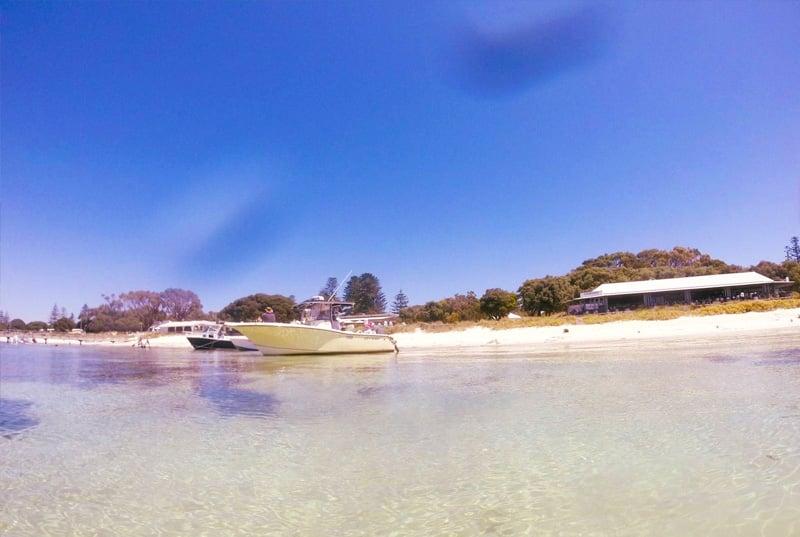 Rottnest Island, home of the quokkas