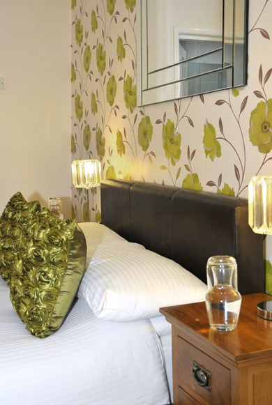 Luxurious bed and breakfast in Hastings