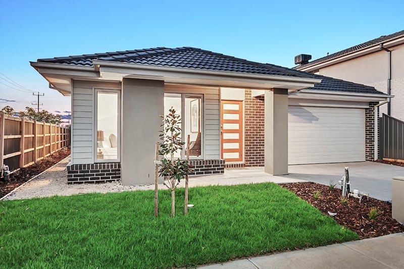A traditional Australian home