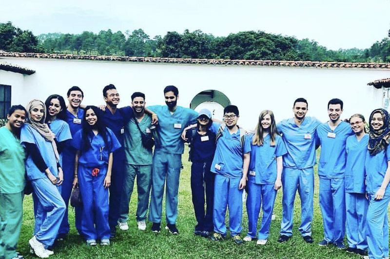 Honduras with the Medical Brigade (2017)