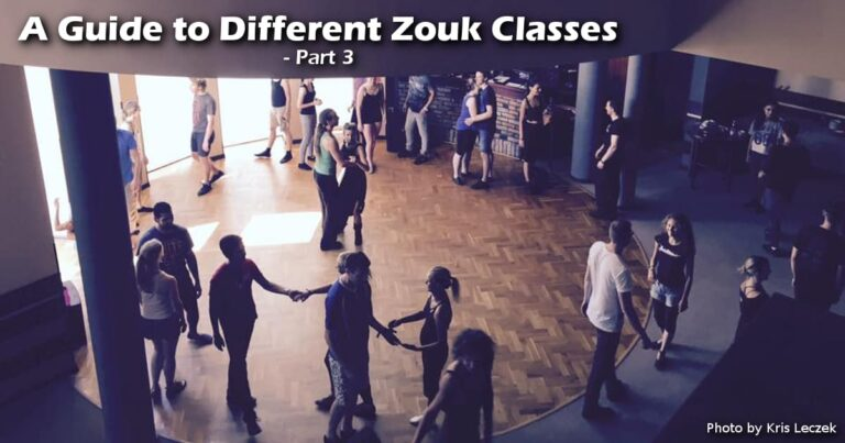 A Guide to Different Zouk Classes Part 3