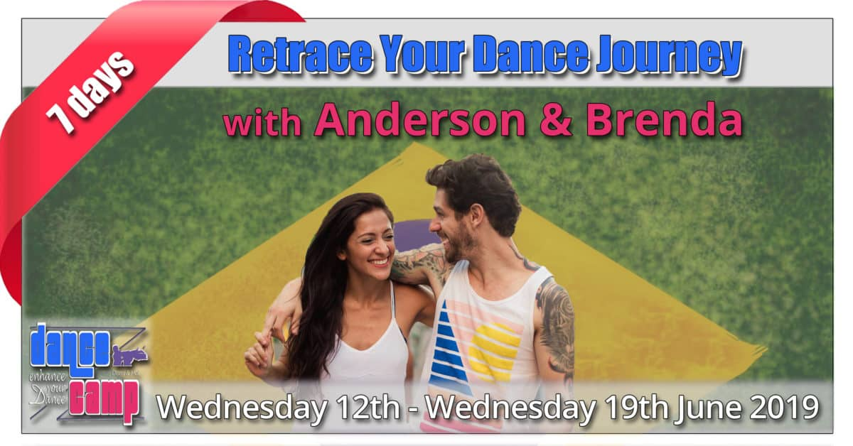 Europe's first Week-Long ZoukDanceCamp with Anderson & Brenda