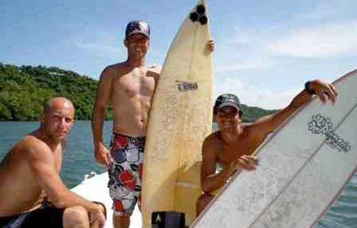 Papagayo Surfing Tours