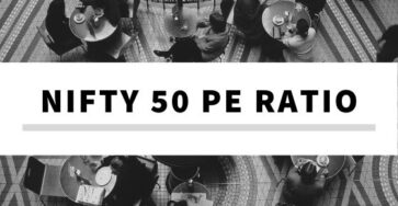 NIFTY 50 Price Earning Ratio (PE Ratio)
