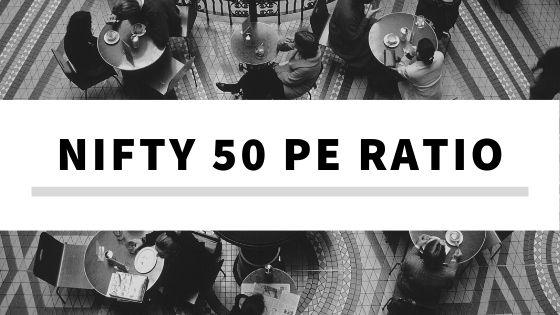 NIFTY 50 Price Earning Ratio (PE Ratio)