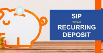Difference between SIP and recurring deposit