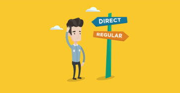 Direct and regular mutual funds