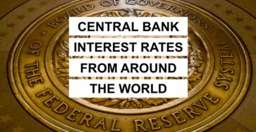 FED Interest Rate and other Central Banks Prime Rate