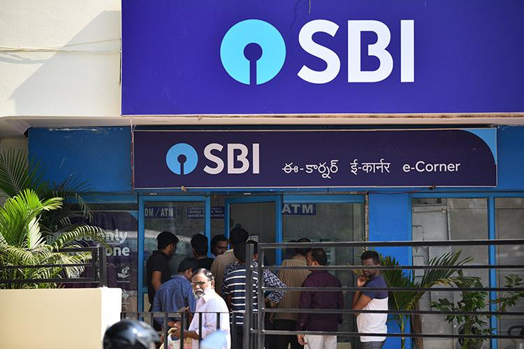 SBI or State Bank of India is India's largest bank in terms of deposits and number of branches