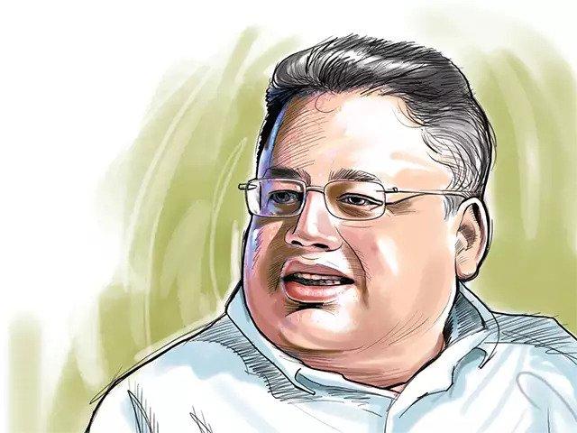 Rakesh Jhunjhunwala Top Stocks