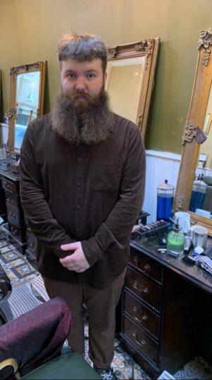 London Barbershop. Barber Profile