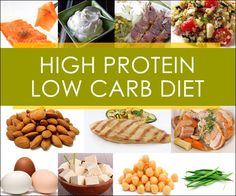 Low Carb High Protein