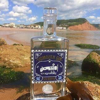 EbbTides and Sidmouth sea truffle gin