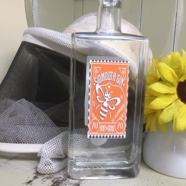 Sidmouth Honey and Orange Gin