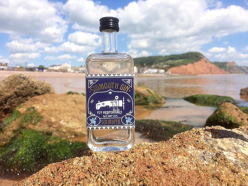 Sidmouth Gin - Sea Truffle