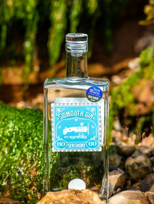 Sidomuth gin on the rocks