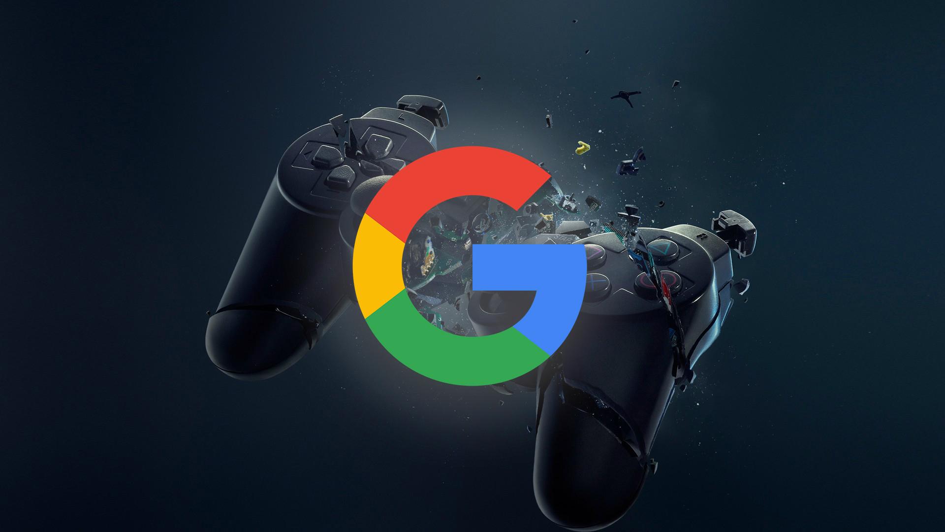 صورة جوجل تدخل عالم الجيمز بقوة