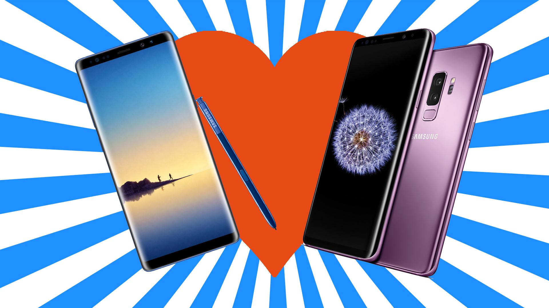 صورة سامسونج قد تقوم بدمج سلسلة Galaxy S مع سلسلة Note