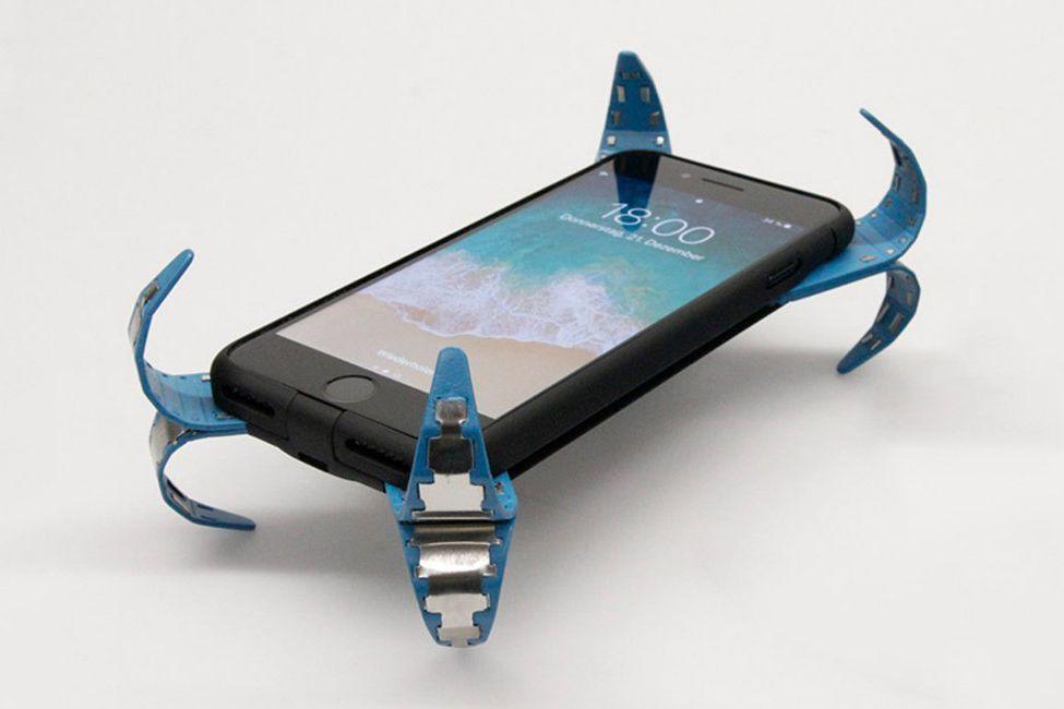 صورة وسائد هوائية لحماية هاتفك قريبا